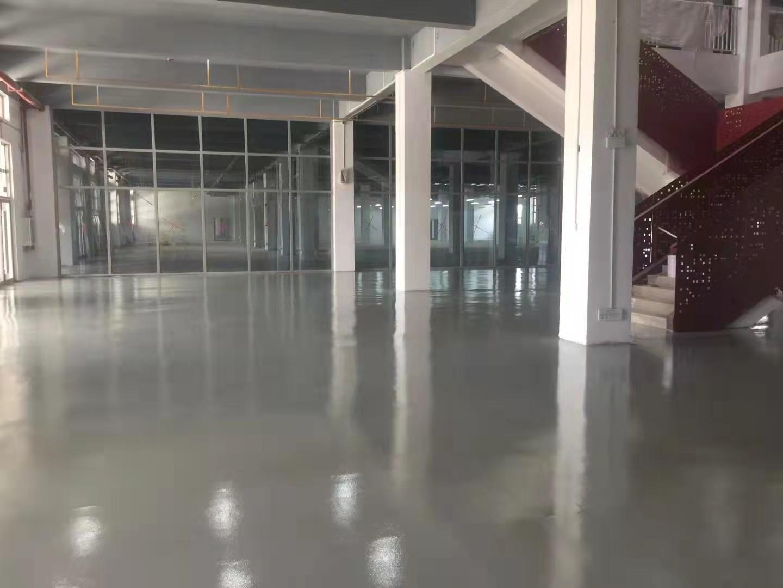 武汉美术学院地坪选用美西卡环氧地坪漆