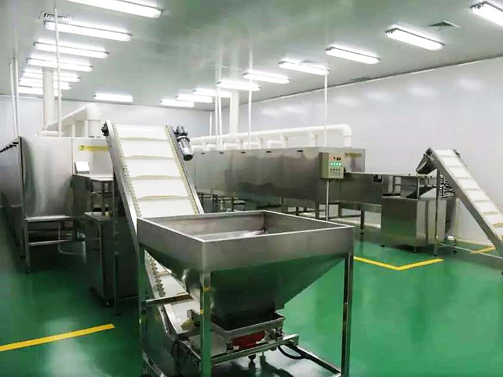 食品厂地坪