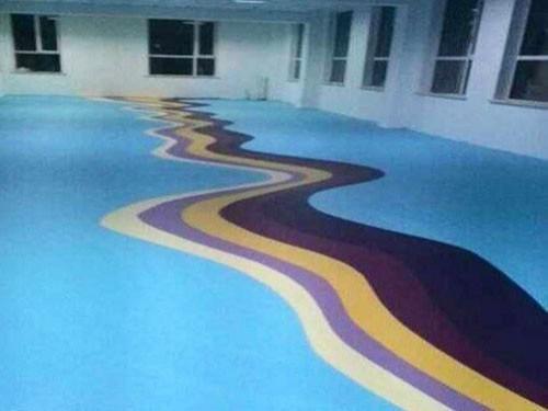 液态PVC地坪系统