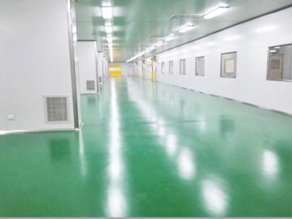 6H超耐磨聚氨酯地坪系统