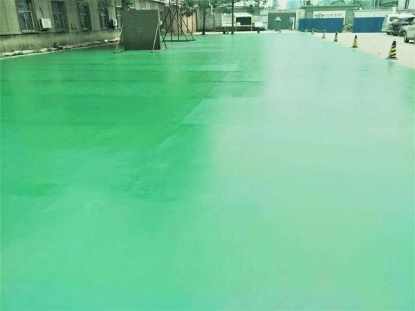耐候型高强度聚氨酯地坪处理系统