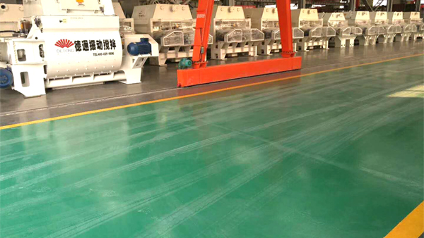 耐磨环氧地坪漆施工后的伸缩缝处理!