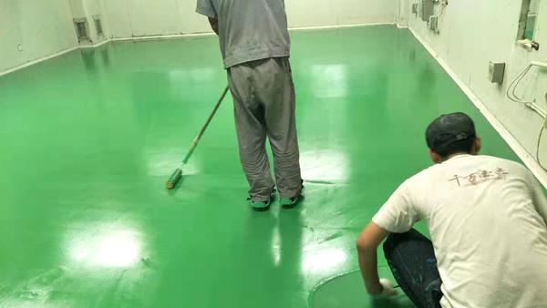 环氧磨石地坪漆适用范围有哪些?美西卡告诉您
