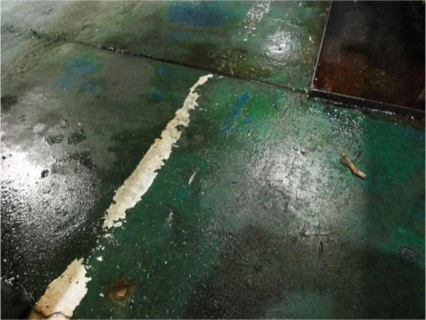 耐油污地面处理系统