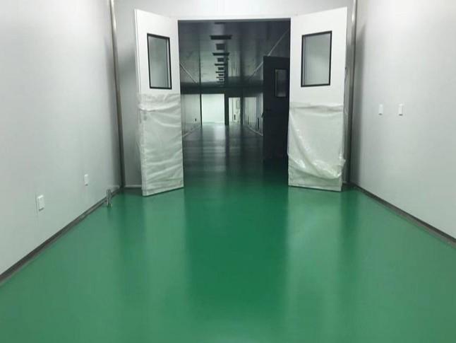 无溶剂超耐磨聚氨酯地坪系统
