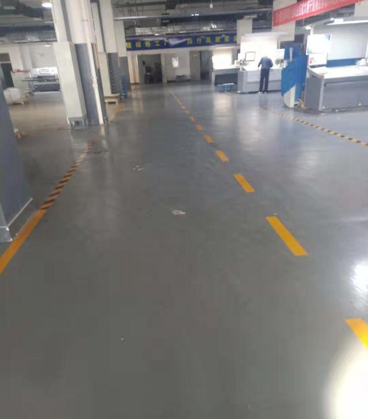 印刷厂聚氨酯地坪