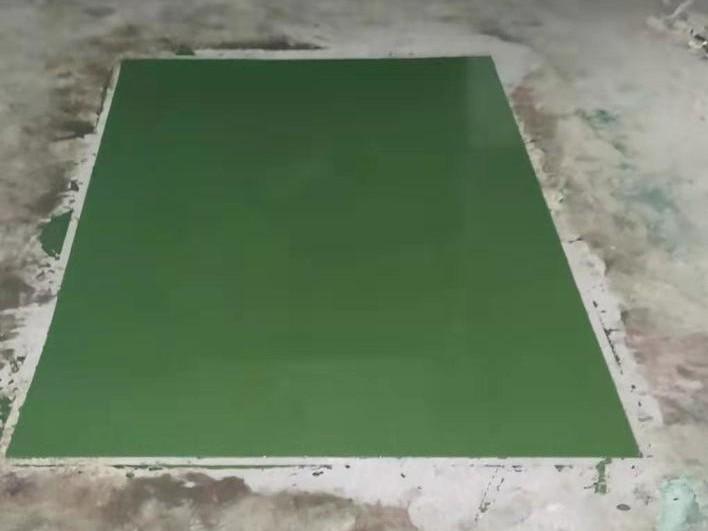 豆制品厂车间地坪翻新,美西卡聚氨酯砂浆地坪