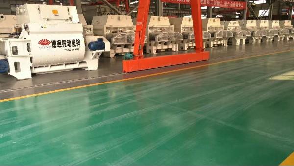 五金机械厂油污地面翻新专用地坪漆,美西卡防油地坪漆;