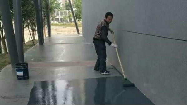 美西卡功能型地坪是如何控制地坪漆起壳的?