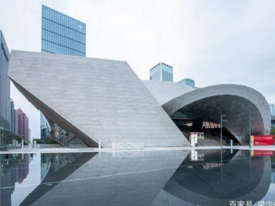 深圳当代艺术与城市规划馆选用美西卡A级防火无机地坪涂料
